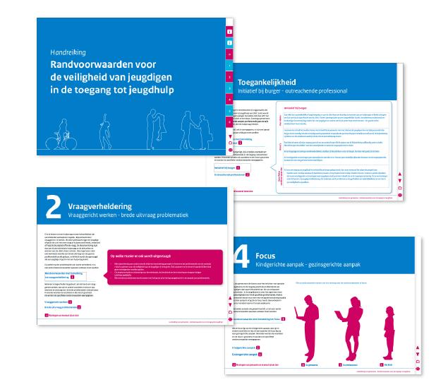 Interactieve PDF een samenwering tussen de Jeugdinspectie en de Kinderombudsman
